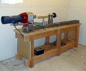 Wood Lathe Plans